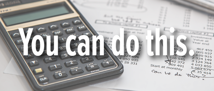 You can do this. Financial Calculators for you